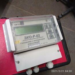 Измерительные инструменты и приборы - Ультразвуковой расходомер, 0