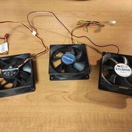 Кулеры и системы охлаждения - Кулер для корпуса или радиатора процессора, 0