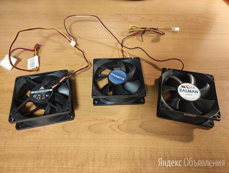 Кулер для корпуса или радиатора процессора по цене 99₽ - Кулеры и системы охлаждения, фото 0