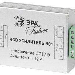 Системы Умный дом - Блоки питания, контроллеры, усилители ЭРА Усилитель сигнала для контроллера R..., 0
