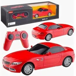 Радиоуправляемые игрушки - Лицензионная модель 1:24 BMW Z4 на радиоуправлении, 0