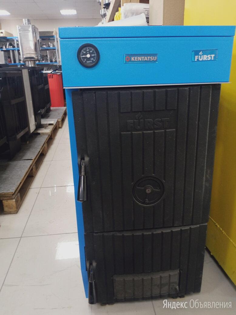 твердотопливный котел Kentatsu ELEGANT-03 17 кВт одноконтурный  по цене 30000₽ - Отопительные котлы, фото 0