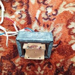 Трансформаторы - Трансформатор 6 вольт, 0