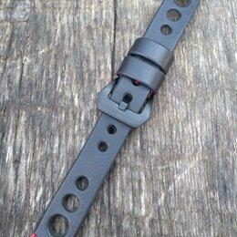Ремешки для часов - Ремешок из натуральной кожи для наручных часов. Ручная работа, 0