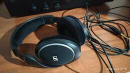 Наушники и Bluetooth-гарнитуры - Наушники Sennheiser HD 558, 0