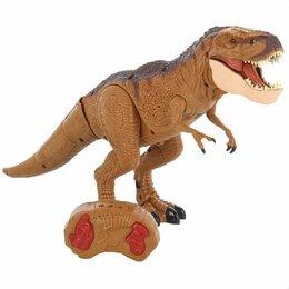Радиоуправляемые игрушки - Радиоуправляемый динозавр Тираннозавр T-REX -…, 0