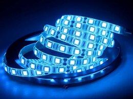 Светодиодные ленты - Светодиодная лента Ice Blue влагозащищённая,…, 0