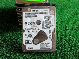 """Внутренние жесткие диски - Жесткий диск Hitachi Z5K500 2,5"""" 500Gb slim, 0"""