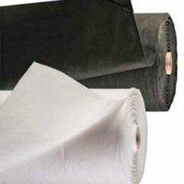 Укрывной материал и пленка - Спанбонд геотекстиль нетканое полно в рулонах белый и чёрный, 0