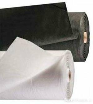 Спанбонд геотекстиль нетканое полно в рулонах белый и чёрный по цене 20₽ - Укрывной материал и пленка, фото 0