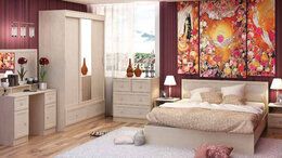 """Кровати - Спальня """"Барселона"""" на заказ от производителя, 0"""