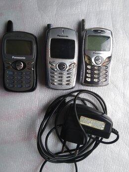 Мобильные телефоны - ретротелефоны panasonic A100,A102,G51, 0