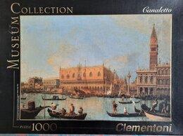 Пазлы - Игрушка пазл Clementoni Италия 1000шт. 67,7 х…, 0