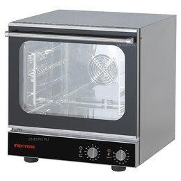 Жарочные и пекарские шкафы - Печь конвекционная Inoxtrend SN-CA-404E 02 RH, 0