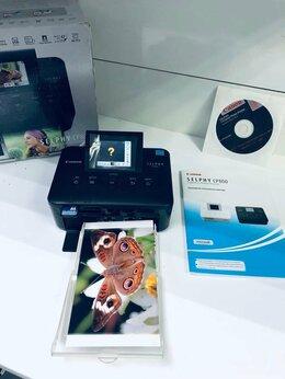 Принтеры и МФУ - Принтер Canon Selphy CP800 , 0