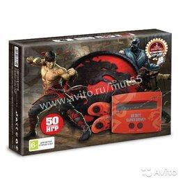 Ретро-консоли и электронные игры - Sega Super Drive 50in1 Mortal Kombat, 0