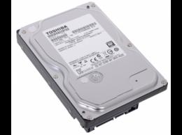 """Внутренние жесткие диски - HDD 3,5"""" Toshiba 500Gb, 0"""