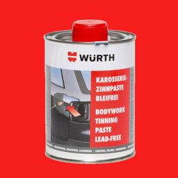 Сопутствующие товары для пайки - Паста для лужения кузова Wurth (0.1 кг), 0