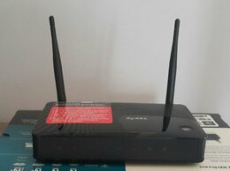 Оборудование Wi-Fi и Bluetooth - Продам Wi-Fi роутер Zyxel Keenetic Lite II, 0