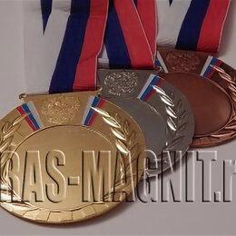 Дипломы, медали, значки - медали, 0