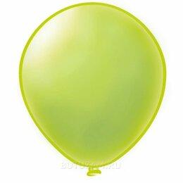 """Украшения и бутафория - Воздушный шарик 12""""/30см Пастель Светло-зеленый 1 шт, 0"""