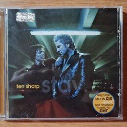 Музыкальные CD и аудиокассеты - Ten Sharp – Stay, 0