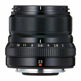 Объективы - Объектив Fujifilm XF 23mm f/2 R WR, 0