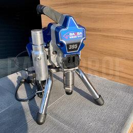 Малярные установки и аксессуары - Окрасочный аппарат BAOBA 395 (BAOBA 390) (2.5 л/мин, 2.2 кВт, 207 бар), 0