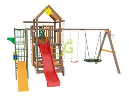 Игровые и спортивные комплексы и горки - Детская площадка IgraGrad Спорт 2, 0