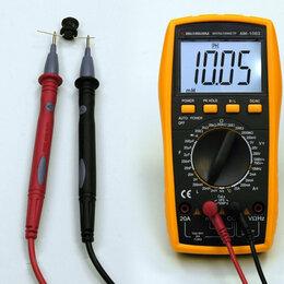 Измерительные инструменты и приборы - Мультиметр цифровой АМ-1083, 0