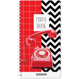 """Электронные книги - Телефонная книга А5, 80л., на гребне OfficeSpace """"Телефон"""", с высечкой, 0"""