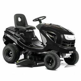 Мини-тракторы - Трактор газонный AL-KO T18-111.9 HDS BLACK…, 0