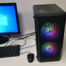 Настольные компьютеры - Игровой компьютер, 0