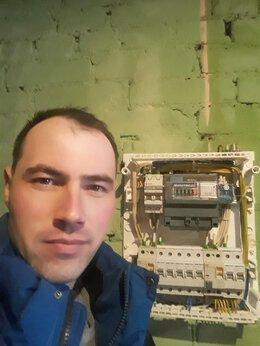 Архитектура, строительство и ремонт - Услуги электрика. Электромонтаж. Сборка щитов., 0