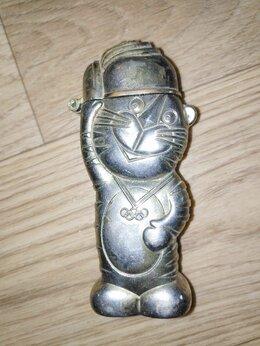 Сувениры - Сувенир - олимпийский котик, тигренок, тигр, 0