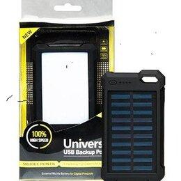Универсальные внешние аккумуляторы - Power Bank C солнечной батареей 28.000mAh, 0