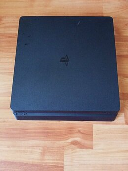 Игровые приставки - Ps 4 slim 500g., 0