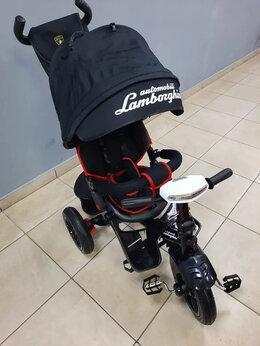 Трехколесные велосипеды - Велосипед детский Lamborhini L5, 0