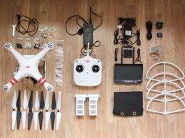 Квадрокоптеры - DJI Phantom 2 + Zenmuse H3-3D + FPV + рюкзак, 0