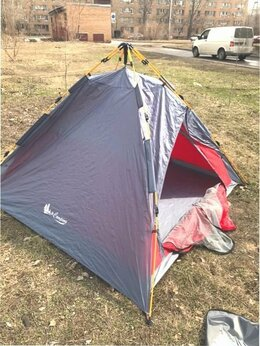 Палатки - Палатка автомат , 0