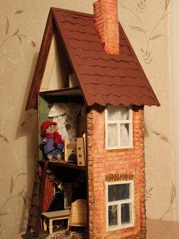 Игрушечная мебель и бытовая техника - Кукольный  домик , 0