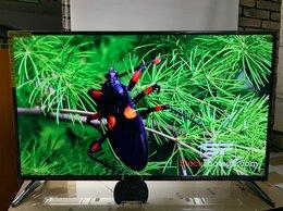"""Телевизоры - Телевизор 50"""" Smart,Онлайн-телевидение, джойстик, 0"""