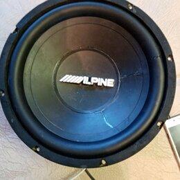 Комплекты акустики - Динамик alpine, 0