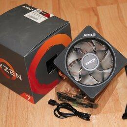 Кулеры и системы охлаждения - Процессорный кулер AMD Wraith Prism под 8 ядер, 0