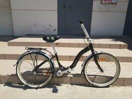 Велосипеды - Складной легкий велосипед на планетарке Ibiza, 0