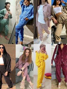 Костюмы - Новые женские вельветовые костюмы, 0