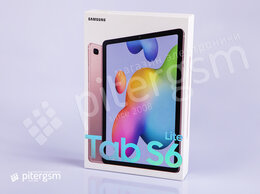 Планшеты - Galaxy Tab S6 Lite 10.4 SM-P615 64Gb LTE Розовый, 0