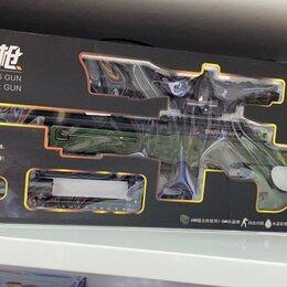 Игрушечное оружие и бластеры - Игрушечный автомат, 0