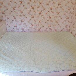 Кровати - Кровать двухспальная + 2 матраса, 0