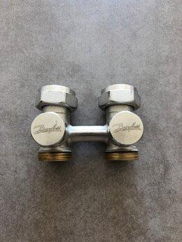 Комплектующие для радиаторов и теплых полов - Danfoss клапан для радиатора отопления RLV-K, 0
